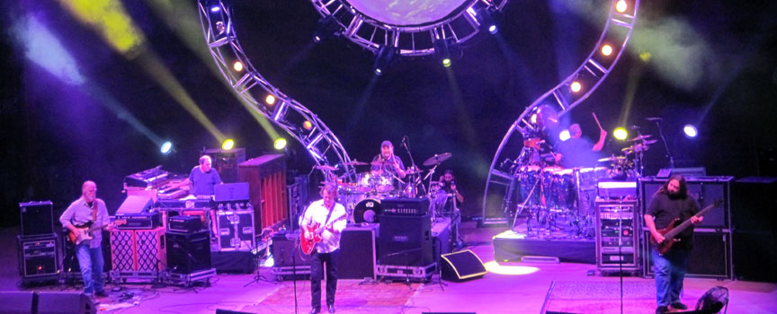 Widespread Panic - Red Rocks 2010