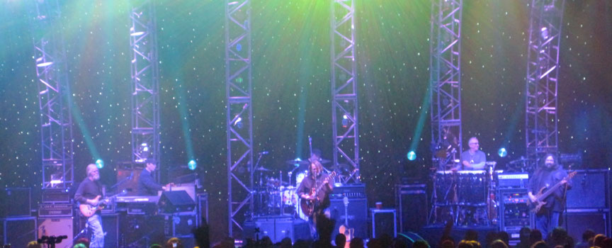 Widespread Panic - Louisville 2011